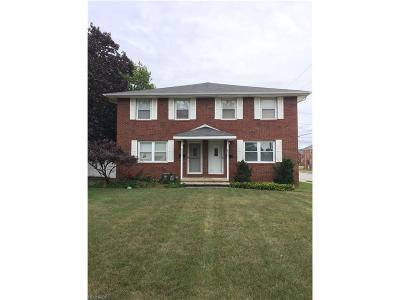 Parma Multi Family Home For Sale: 6330-6332 Manchester