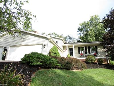 Marietta Single Family Home For Sale: 98 Wildwood Dr