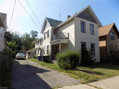 Cleveland Multi Family Home For Sale: 3230 West 31st St