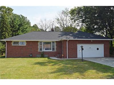 Richmond Heights Single Family Home For Sale: 451 Hillcrest Dr