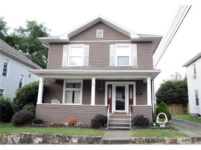 Guernsey County Single Family Home For Sale: 819 Foster Ave