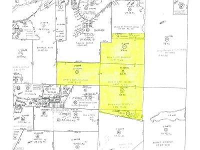 Guernsey County Farm & Ranch For Sale: Lucasburg Rd