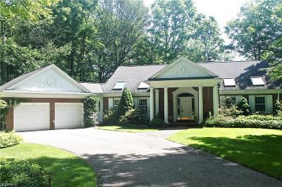 Moreland Hills Single Family Home For Sale: 30 Windrush Dr