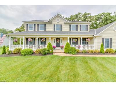 Concord Single Family Home For Sale: 7550 Wentworth Ln