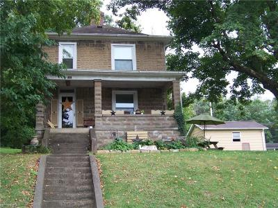 Single Family Home For Sale: 29 West Athens Rd