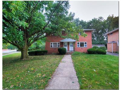 Parma Heights Multi Family Home For Sale: 6923 Brandywine Rd