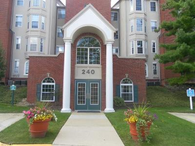 Mayfield Heights Condo/Townhouse For Sale: 240 Fox Hollow Dr #207
