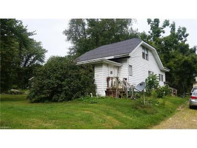 Garrettsville Single Family Home For Sale: 10315 Silica Sand Rd