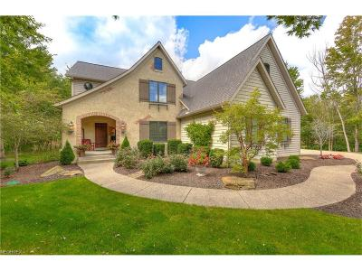 Chagrin Falls Single Family Home For Sale: 7734 Bainbridge Rd