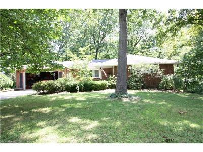 Girard Single Family Home For Sale: 1616 Squaw Creek Dr