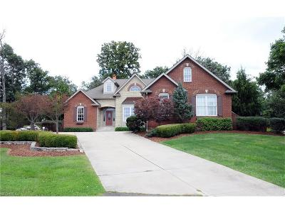 Zanesville Single Family Home For Sale: 417 Coventry Cir