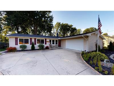 Single Family Home Sold: 6190 Cumberland Ct