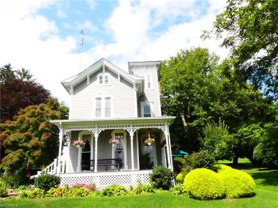 Single Family Home For Sale: 24180 Ridge Rd