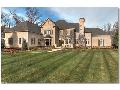 Westlake Single Family Home For Sale: 3584 Oxford Cir