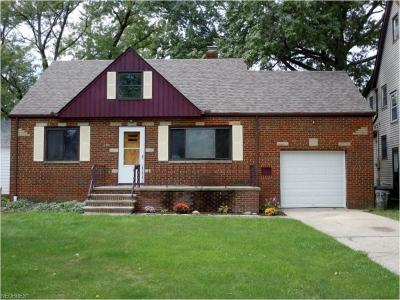 Willowick Single Family Home For Sale: 248 East 285 St
