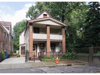Cleveland Multi Family Home For Sale: 1960 East 126th St