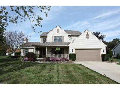Avon Single Family Home For Sale: 35852 Wyndemere Way