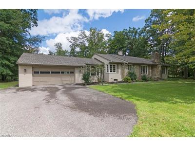 Orange Single Family Home For Sale: 28199 Harvard Rd