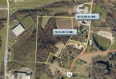Muskingum County Residential Lots & Land For Sale: Church Hill Rd