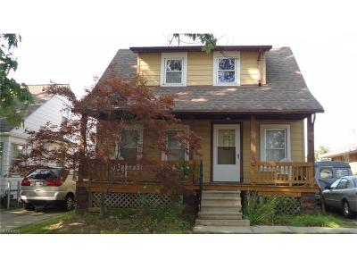 Parma Single Family Home For Sale: 4012 Fruitland Dr