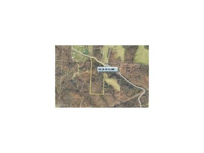 Muskingum County Residential Lots & Land For Sale: Sealover Hollow Rd