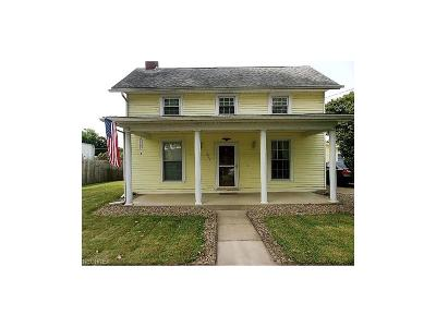Muskingum County Single Family Home For Sale: 227 Main St