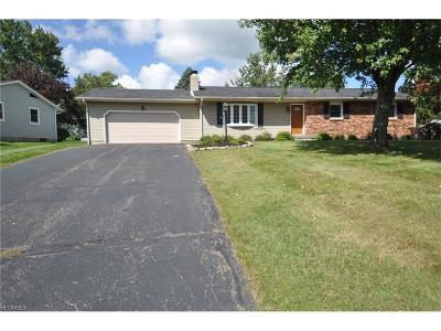 Muskingum County Single Family Home For Sale: 4965 Lois Dr