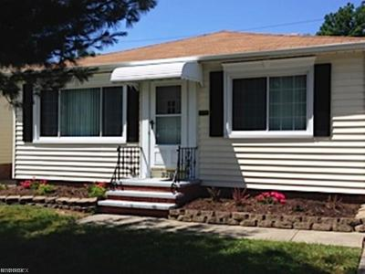 Parma Single Family Home For Sale: 3206 Wales Ave