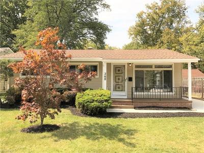 Berea Single Family Home For Sale: 268 Edgewood Dr