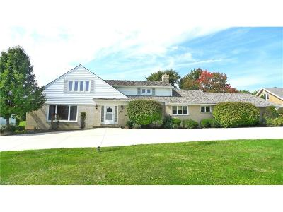 Pepper Pike Single Family Home For Sale: 31549 Gates Mills Blvd
