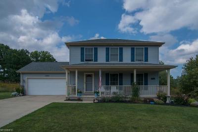 Parma Single Family Home For Sale: 5484 Goans Pl