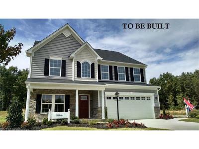 Avon Single Family Home For Sale: 38826 Coronado Dr