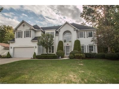 Avon Single Family Home For Sale: 2151 Clifton Way