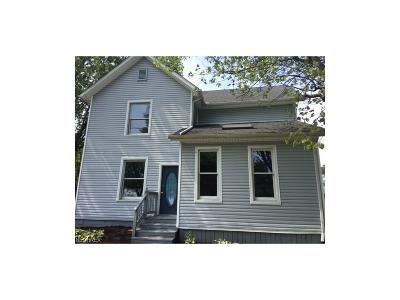 Paris OH Single Family Home For Sale: $76,900