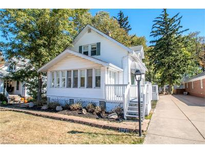 Mayfield Village Single Family Home For Sale: 1095 Lander Rd