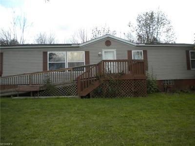 Garrettsville Single Family Home For Sale: 10462 Bancroft Rd