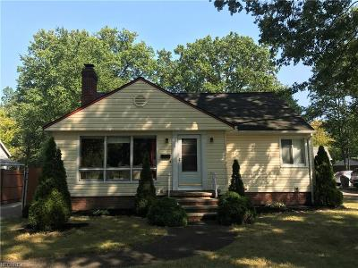 Westlake Single Family Home For Sale: 1769 Canterbury Rd