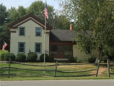 Mcdonald Single Family Home For Sale: 724 McDonald Ave