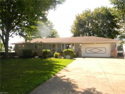 Single Family Home For Sale: 16404 Maplelane St Southeast