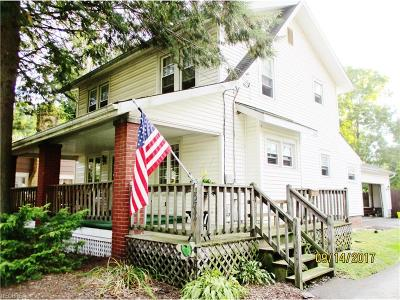 Poland Single Family Home For Sale: 573 North Main St