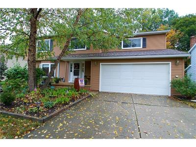 Richmond Heights Single Family Home For Sale: 4788 Lindsey Ln