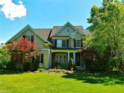 Chardon Single Family Home For Sale: 9600 Old State Rd