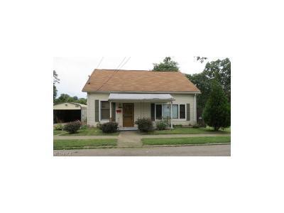 Zanesville Single Family Home For Sale: 429 Clark St