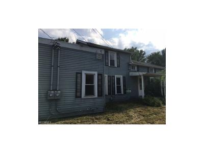 Rootstown OH Multi Family Home Sold: $32,500