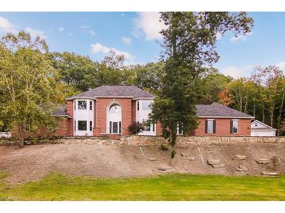 Lake County Single Family Home For Sale: 8815 Pheasant Ln
