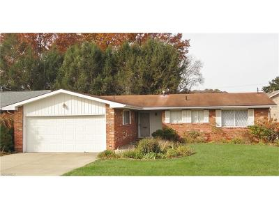 Vienna Single Family Home For Sale: 3305 Charles Dr