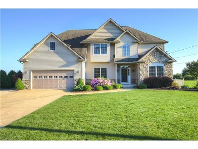 North Ridgeville Single Family Home For Sale: 37419 Barres Rd