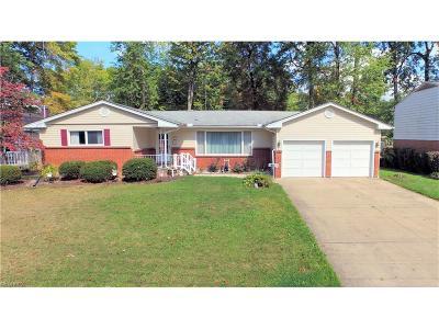 Warren Single Family Home For Sale: 2010 Arthur Dr Northwest