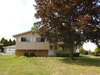 Brook Park Single Family Home For Sale: 6526 Arden Ave