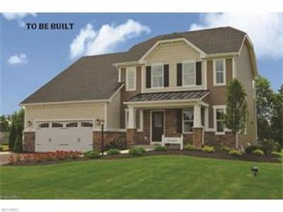 North Ridgeville Single Family Home For Sale: 5 Stockport Mill Dr